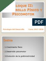 Resumen_Bloque2_Psicomotor INFANTIL