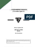 CMZ Programming Manual
