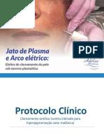 protocolos jato de plásma