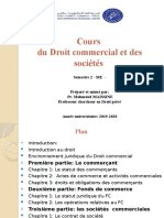 DROIT COMMERCIAL ME S2 le fonds de commerce.pptx