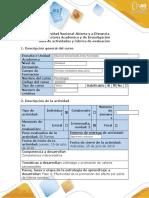 Guía de actividades y rúbrica de evaluación - Fase 4 - Efectividad de la promoción del afecto por parte de líderes sociales