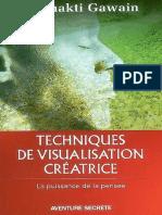 Techniques de visualisation créatrice - Shakti Gawain.pdf