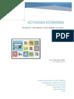 Trabajo de Economia Estudio Empresa Paola Uribe