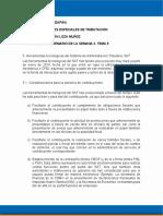 Tema 5 Regímenes especiales de tributación