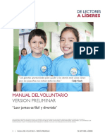MANUAL DEL VOLUNTARIO 010 03-05 PRELIMINAR