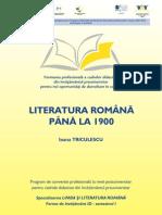 Literaturapana La 1900