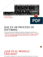 Proceso de software