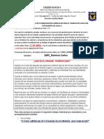 MODULO COMPLEMENTARIO FISICA Flexibilizacion Física ciclo V