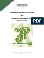 MANUAL DE CONVIVENCIA ESCOLAR