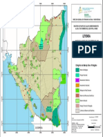 Atlas mapas de nicaragua areas protegidas