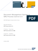 Process Control2.5_Document Management System in GRC Process Control 2.5