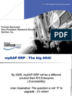 What is SAP Erp5