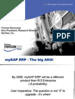 What is SAP Erp5