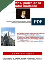 Descartes, padre de la filosofía moderna