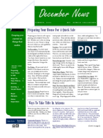 Newsletter December 2010 Revision2