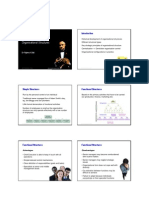 Lec 02 - Organisational Structures