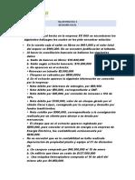 Ejercicio Caso I de revisoria fiscal 1