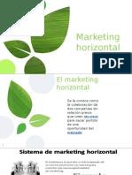 marketing horizontal
