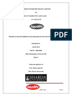 358712722-Analysis-of-Marketing-and-Sales-Aqualite-1.docx
