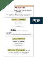 La Lingua Aramaica