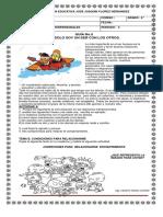 GUÍA No.5-RELACIONES INTERPERSONALES-ÉTICA 6° 2019