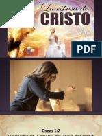 BFRD Oliver Coronado - LA ESPOSA DE CRISTO
