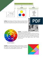 Elementos Constitutivos de Las Artes Visuales