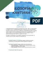 La Filosofía Kantiana Semana 5