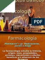 Conceptos Basicos - Farmacología