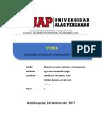 CARATULA CAPACIDAD PORTANTE DE CIMENTACIONES SUPERFICIALES