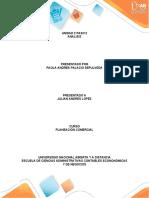Planeacion Comercial