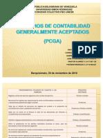 Principios de Contabilidad PCGA Taller Nº 2 Equipo D