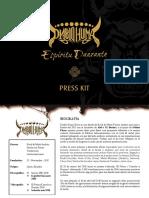 PressKit Diablo Huma 2019 (Agosto)