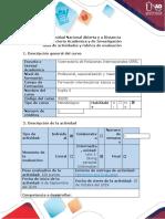 Guía de actividades y rúbrica de evaluación. Task 2 - Writing Production.docx