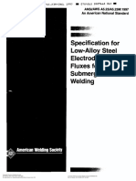 AWS A5.23 Specification for Low Alloy Steel Electrodes and Fluxes for Submerged Arc Welding.pdf