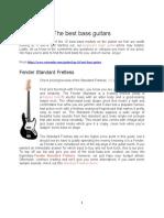 Hosco CKST Electronic Set für Gitarren mit 3 Single Coil Plan inkl