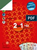"""2za1.si, jesen 2010, vzhodna Slovenija - knjiga kuponov """"dva za ena"""""""