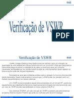 Análise VSWR na 3000