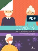 COVID-19 e o cuidado de idosos