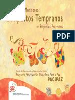 MANUAL PARA EL MONITOREO DE IMPACTOS TEMPRANOS EN PEQUEÑOS PROYECTOS