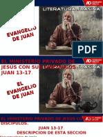 EL MINISTERIO PRIVADO DE JESUS