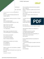 ACUARELA - Toquinho (Impresión)