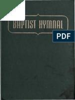 baptist church - baptist himnal