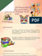Alebrijes  de Preescolar Actividades para leer, escribir