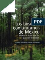 Bosques Comunitarios de Mexico