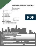 AIA|LA 2011 Sponsorship Package