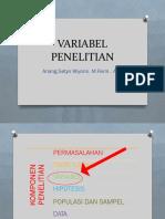 4. VARIABEL PENELITIAN-TLM
