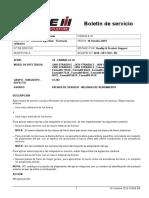BOLETIN DE SERVICIO FARMALL 110JX