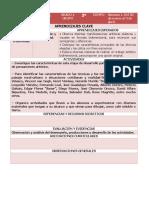 3er Grado Artes (2019-2020)
