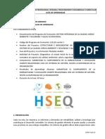 GT 2. FUNDAMENTOS HSEQ